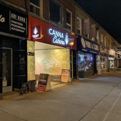 East+York+%E2%80%93+Bayview Cannabis Dispensary