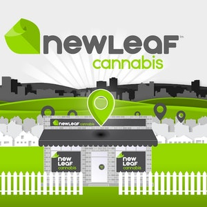 Calgary+%E2%80%93+Castleridge+%28NewLeaf%29 Cannabis Dispensary - Image 1