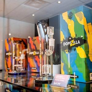 Edmonton+%E2%80%93+Parsons+Road Cannabis Dispensary - Image 1